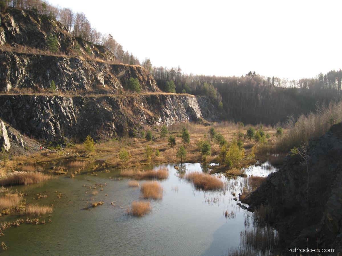 Bývalý kamenolom Pacova hora